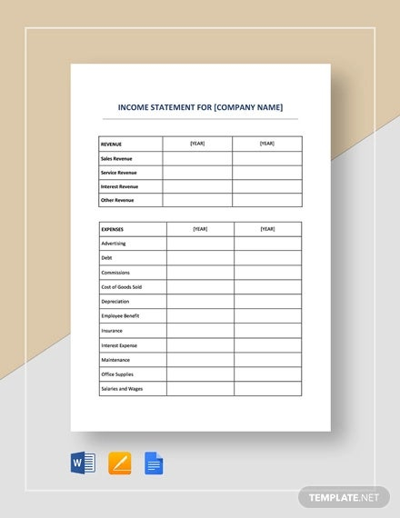 Bank Statement Template - 11+ Free Word, PDF Document Downloads  Throughout Blank Bank Statement Template Download With Regard To Blank Bank Statement Template Download