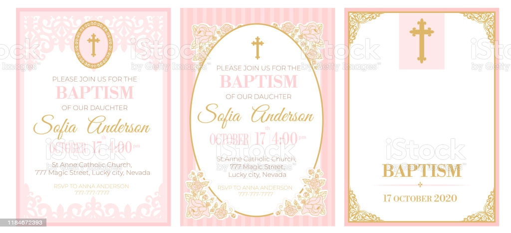 Baptism Banner Free Vector Art - (11 Free Downloads) Pertaining To Christening Banner Template Free For Christening Banner Template Free