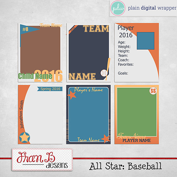 Baseball Card Size Template (Page 11) - Line.111QQ Throughout Baseball Card Size Template
