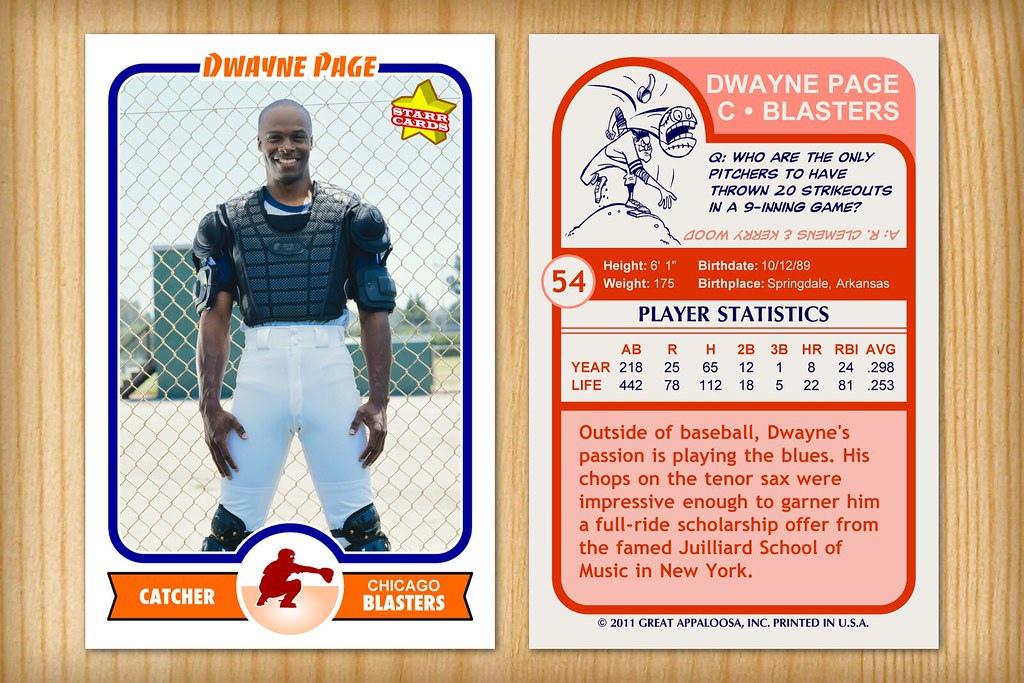 Baseball Card Size Template (Page 11) - Line.111QQ Pertaining To Baseball Card Size Template