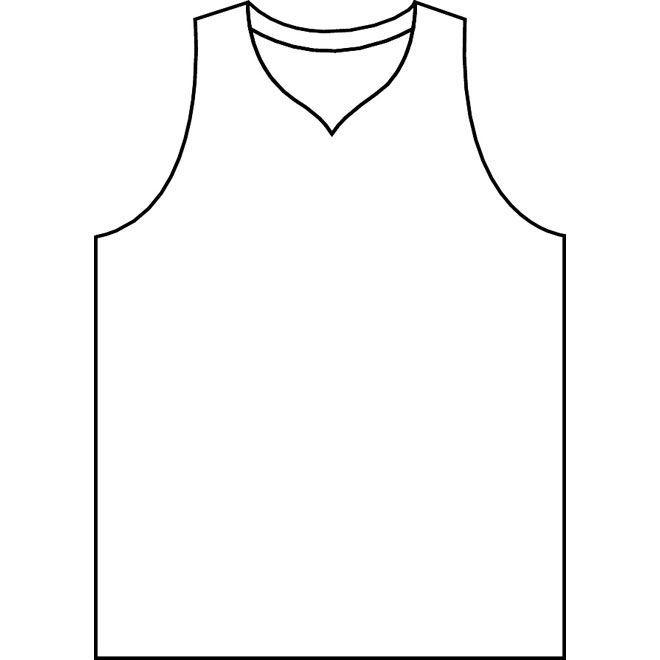 سيفيك رسام ابحث في basketball jersey pattern Regarding Blank Basketball Uniform Template Intended For Blank Basketball Uniform Template