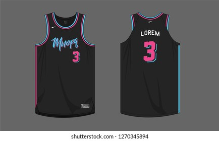 Basketball Jersey Template High Res Stock Images  Shutterstock Within Blank Basketball Uniform Template In Blank Basketball Uniform Template