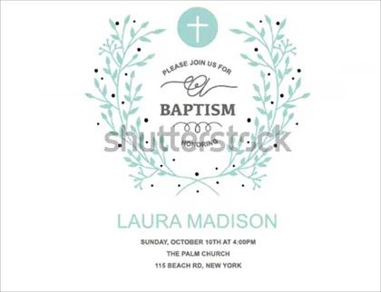 Best Baptism Banner Templates  Free & Premium PSD,Ai, Vector Formats With Regard To Christening Banner Template Free In Christening Banner Template Free