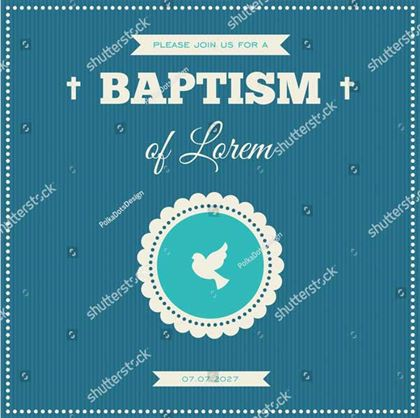 Best Baptism Banner Templates  Free & Premium PSD,Ai, Vector Formats In Christening Banner Template Free