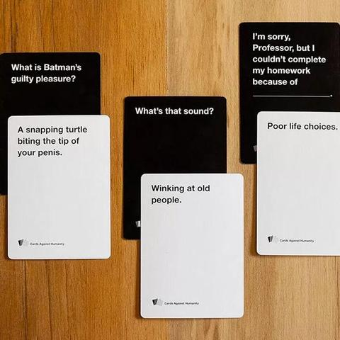 Birthday Cards Against Humanity - Card Design Template Throughout Cards Against Humanity Template In Cards Against Humanity Template