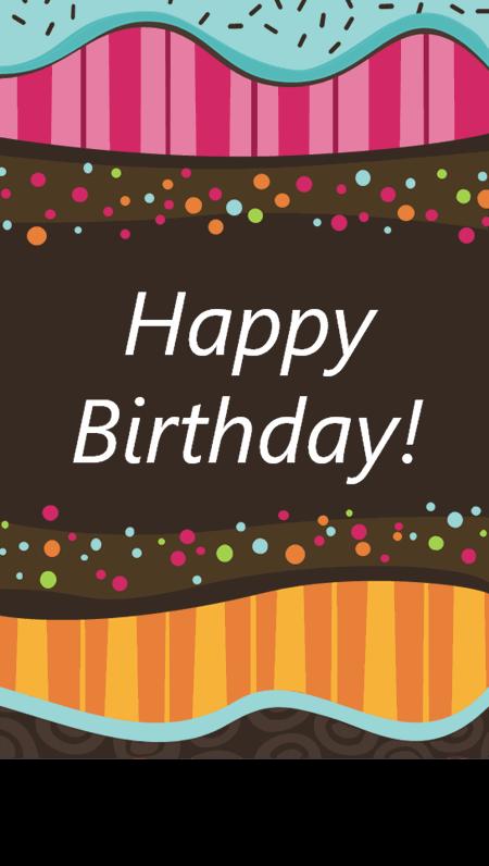 Birthday - Office Within Birthday Card Template Microsoft Word