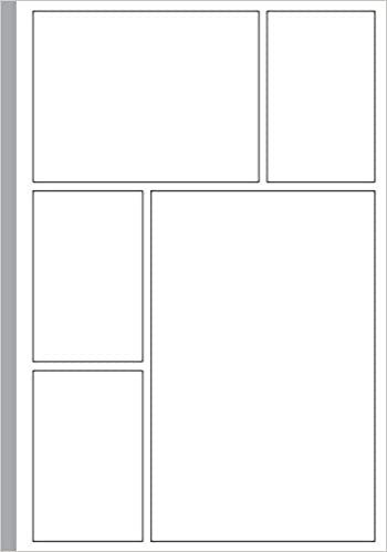 Blank Comic Book: Template 11-11 Panel Layouts  Draw Your Own  Intended For Printable Blank Comic Strip Template For Kids With Printable Blank Comic Strip Template For Kids