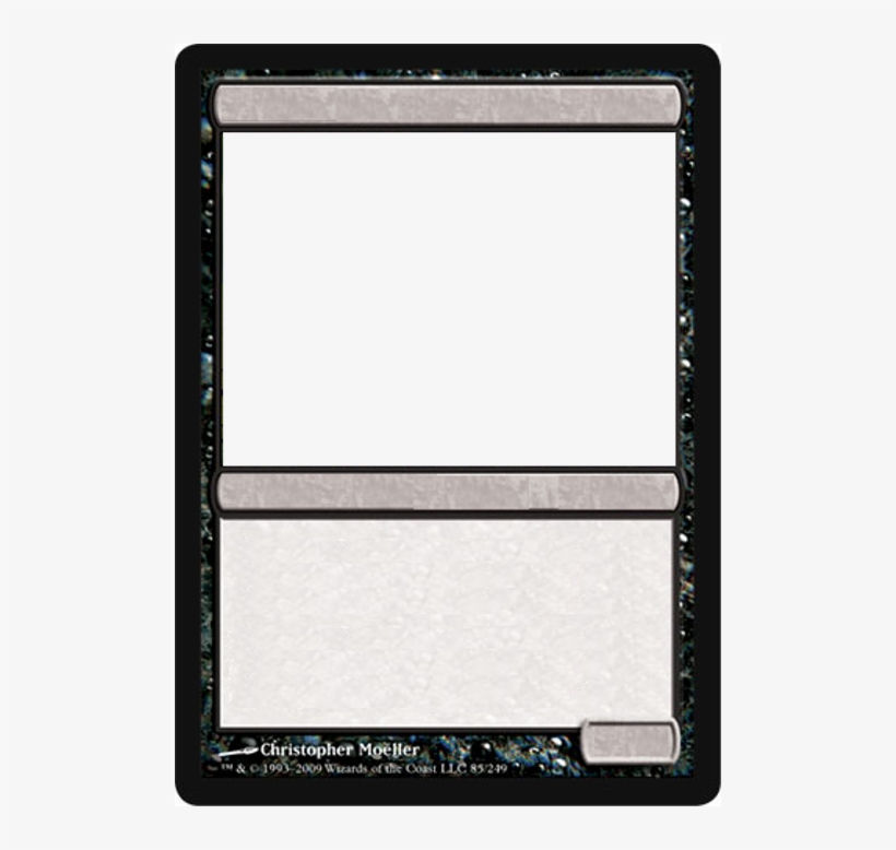Blank Magic Card Template Best Photos Of Template Magic - Magic  Intended For Magic The Gathering Card Template With Regard To Magic The Gathering Card Template