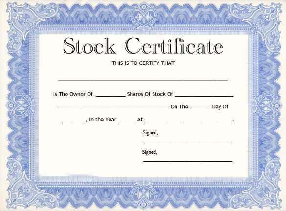 bond certificate template for 11, [Printable and Downloadable  Regarding Corporate Bond Certificate Template Intended For Corporate Bond Certificate Template