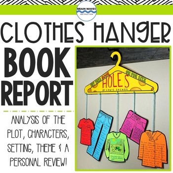 Book Report, Clothes Hanger Book Mobile Reading Project For Mobile Book Report Template Pertaining To Mobile Book Report Template