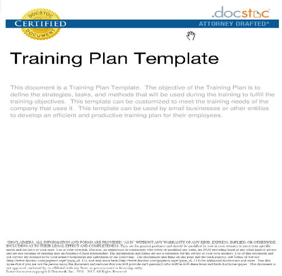 Boring Work Made Easy: Free Templates for Creating Manuals  The  In Training Documentation Template Word Regarding Training Documentation Template Word