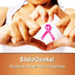 Breast Cancer Ribbon Medical PowerPoint Templates And PowerPoint  Regarding Breast Cancer Powerpoint Template