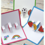 Build Your Own 11D card with Free Pop Up Card Templates - The  With Regard To Free Printable Pop Up Card Templates