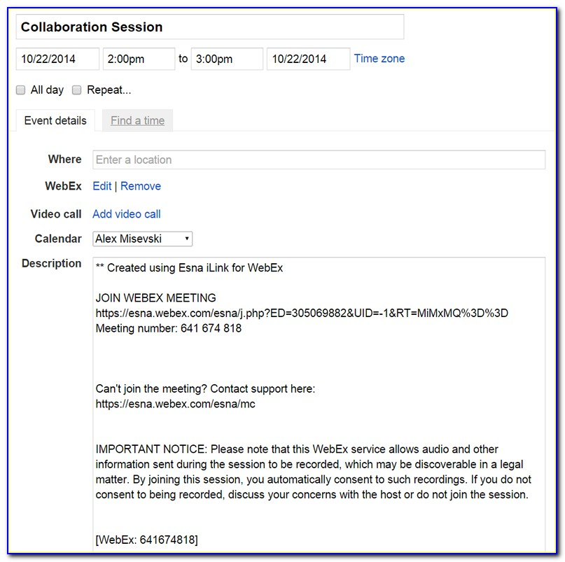 Business Meeting Invitation Email Samples  vincegray11 For Email Template For Meeting Invitation In Email Template For Meeting Invitation
