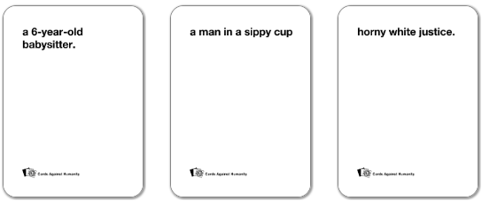 Cards Against Humanity Card Generation (Slightly NSFW)  by  Regarding Cards Against Humanity Template With Regard To Cards Against Humanity Template