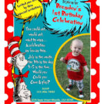 cat in the hat - Clip Art Library With Regard To Dr Seuss Birthday Card Template