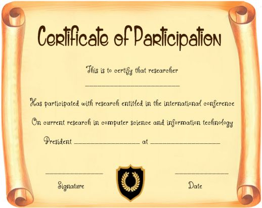Certificates Archives - Page 11 of 11 - Template Sumo With Certificate Scroll Template Within Certificate Scroll Template