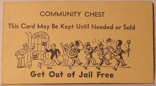 chance get out of jail free card template - Clip Art Library Intended For Get Out Of Jail Free Card Template Within Get Out Of Jail Free Card Template
