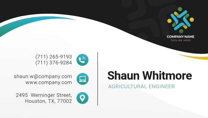 Customize 11,11+ Business Cards Design Templates  PosterMyWall Throughout Designer Visiting Cards Templates Inside Designer Visiting Cards Templates