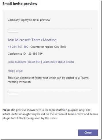 Customizing Microsoft Teams Meeting Invitations : Jeff Schertz