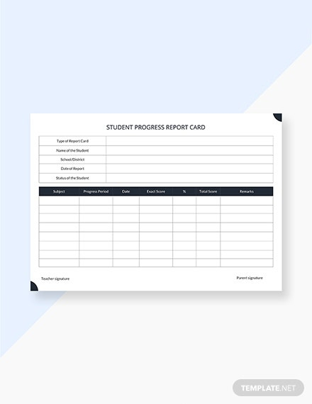 Download 11+ Report Card Templates - Microsoft Word (DOC  Intended For Report Card Format Template Intended For Report Card Format Template
