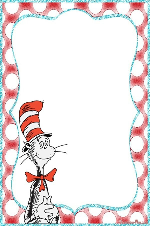 Dr With Regard To Dr Seuss Birthday Card Template