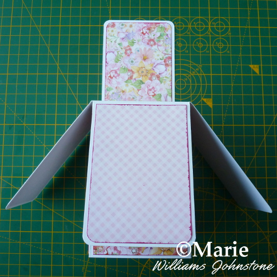 EASY DIY Pop Up Box Card Tutorial and Instructions Inside Pop Up Box Card Template Inside Pop Up Box Card Template