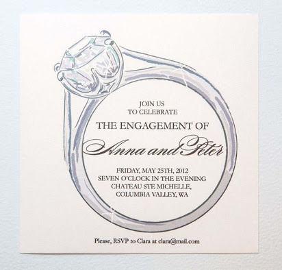 Engagement party invitation cards free With Regard To Engagement Invitation Card Template Inside Engagement Invitation Card Template
