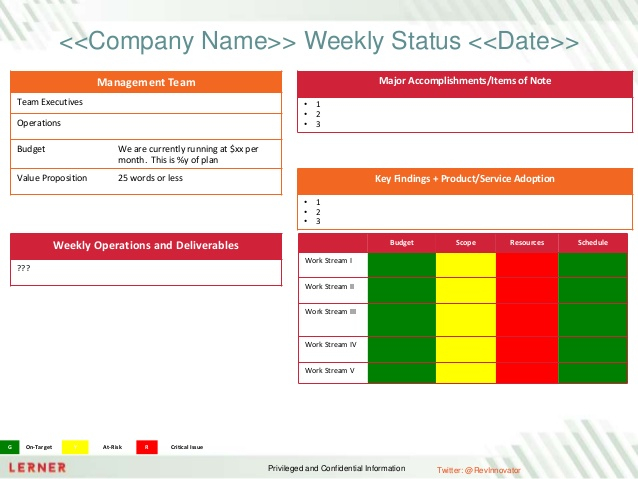 Executive Status Report Template With Executive Summary Project Status Report Template Within Executive Summary Project Status Report Template