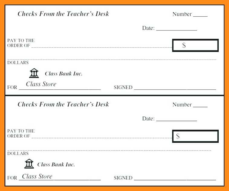 fake cheque template - The future In Blank Cheque Template Uk With Blank Cheque Template Uk