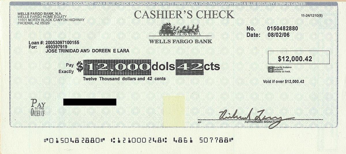 File:Wells Fargo counterfeit cashier