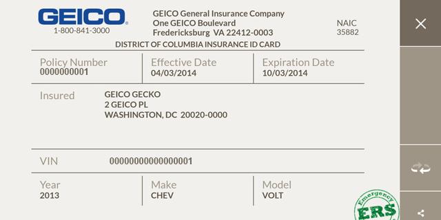 Florida Auto Insurance Card - Entrepreneur Behavior Within Free Fake Auto Insurance Card Template With Free Fake Auto Insurance Card Template