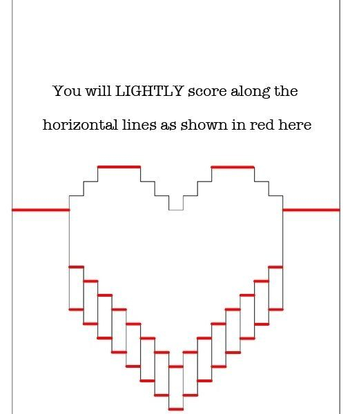 Fold Out Heart Cards - Google Search  Birthday Cards, Gift Cards  Intended For Fold Out Card Template Pertaining To Fold Out Card Template