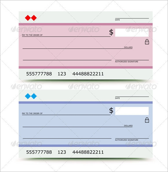 FREE 11+ Blank Cheque Samples in PDF  PSD Throughout Blank Cheque Template Uk With Regard To Blank Cheque Template Uk