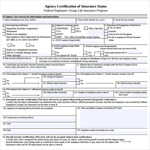 FREE 11+ Certificate of Insurance Templates in PDF  MS Word Throughout Acord Insurance Certificate Template Intended For Acord Insurance Certificate Template