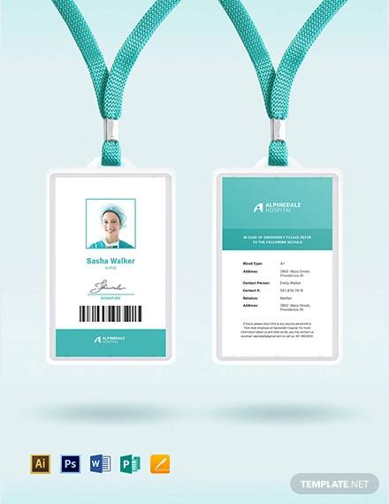 FREE 11+ ID Card PSD Templates in PSD  AI  Google Docs  Apple  Within Pvc Card Template Throughout Pvc Card Template