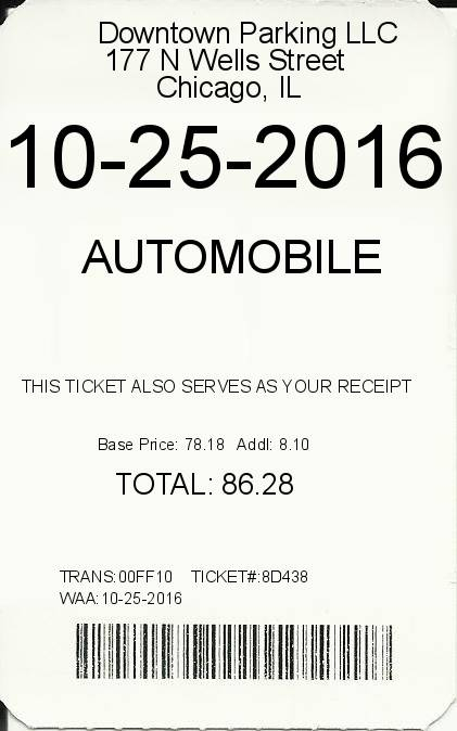 FREE 11+ Parking Receipt Samples in PDF  MS Word In Blank Parking Ticket Template Within Blank Parking Ticket Template