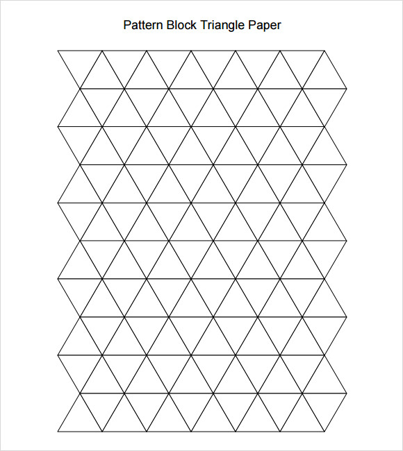 FREE 11+ Useful Sample Pattern Block Templates in PDF  PSD With Blank Pattern Block Templates For Blank Pattern Block Templates