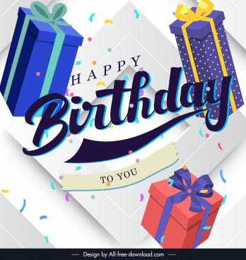 Free blank birthday banner template free vector download (11,211  With Free Happy Birthday Banner Templates Download Intended For Free Happy Birthday Banner Templates Download