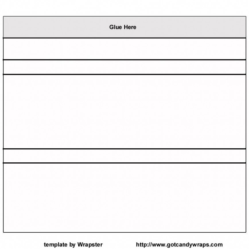Free Blank Candy Bar Wrapper Template For Word ~ Addictionary Within Blank Candy Bar Wrapper Template For Word Within Blank Candy Bar Wrapper Template For Word