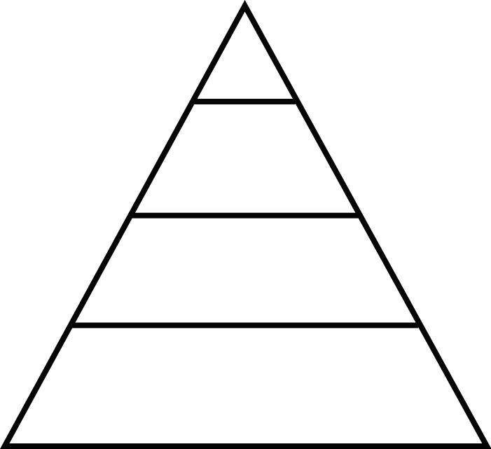 Free Energy Pyramid Cliparts, Download Free Clip Art, Free Clip  Pertaining To Blank Food Web Template