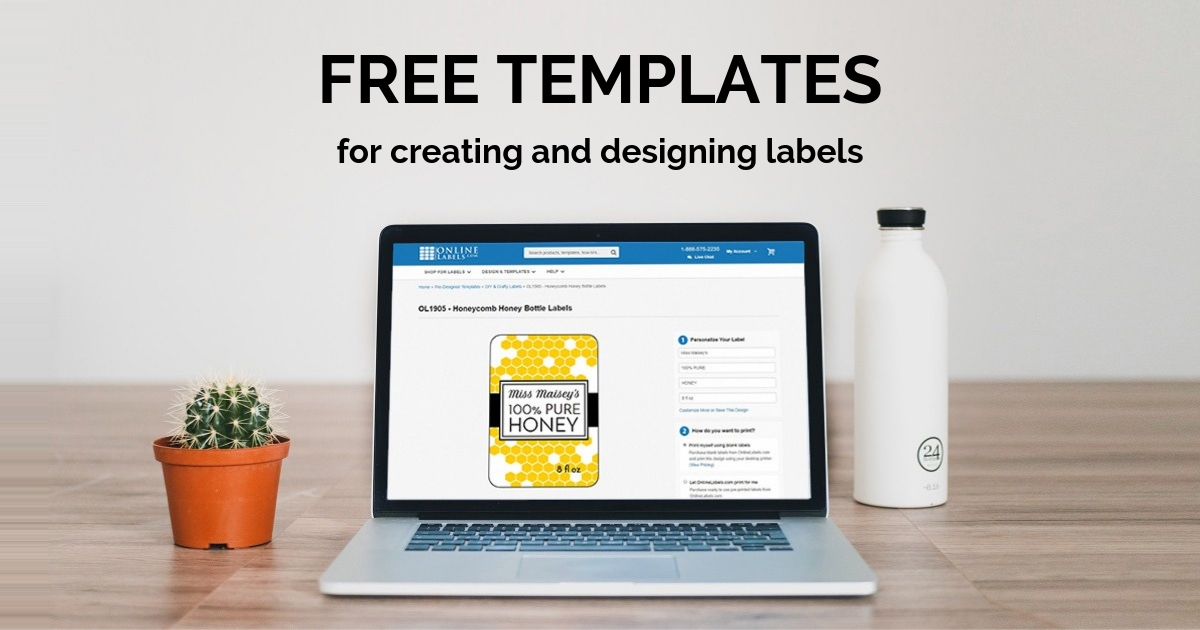 Free Label Templates for Creating and Designing Labels Within Label Printing Template Free Inside Label Printing Template Free