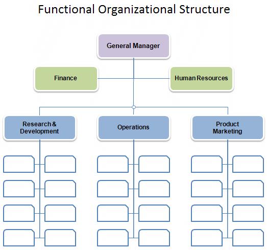 Free Organizational Chart Template - Company Organization Chart Intended For Word Org Chart Template Intended For Word Org Chart Template