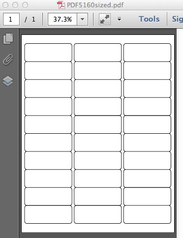 Free PDF Label Templates for Graphic Designing In 33 Up Label Template Word For 33 Up Label Template Word