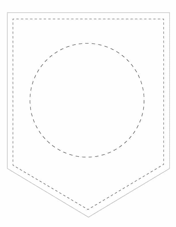 Free Printable Banner Templates (Blank Banners) - World of Printables Pertaining To Free Blank Banner Templates