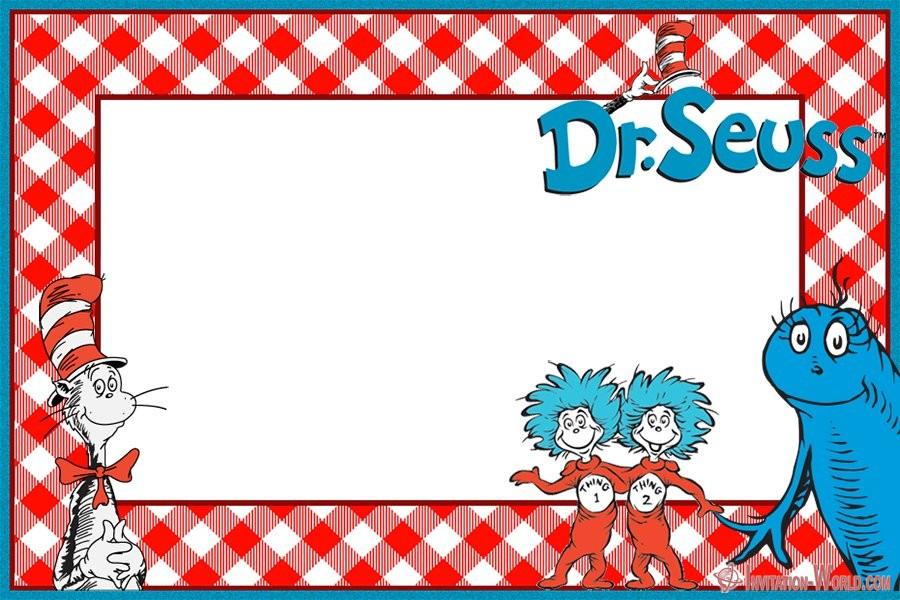 Free Printable Dr Inside Dr Seuss Birthday Card Template