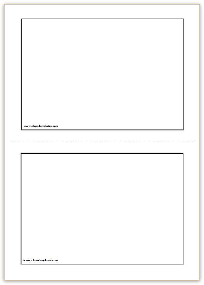Free Printable Flash Cards Template Pertaining To Free Printable Flash Cards Template In Free Printable Flash Cards Template