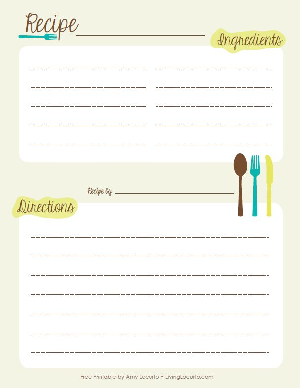 Free Printable Recipe Card Template For Mac - landsuccess With Free Recipe Card Templates For Microsoft Word Throughout Free Recipe Card Templates For Microsoft Word