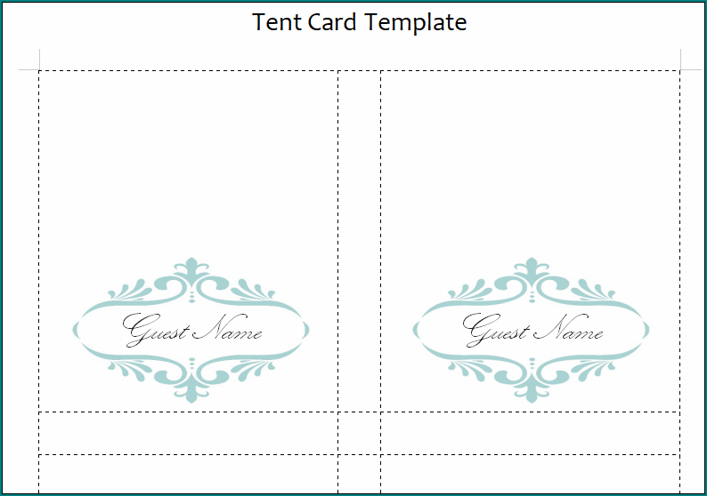 Free Printable Tent Card Template  Bogiolo Inside Free Printable Tent Card Template With Regard To Free Printable Tent Card Template