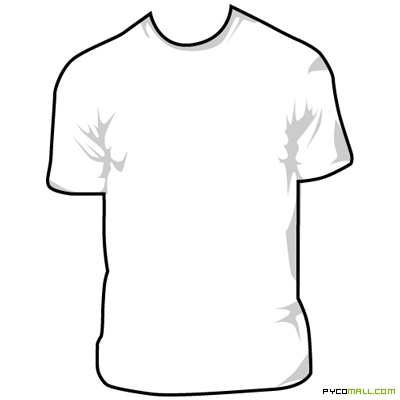 Free T Shirt Template Printable, Download Free Clip Art, Free Clip  With Regard To Blank Tshirt Template Pdf Regarding Blank Tshirt Template Pdf